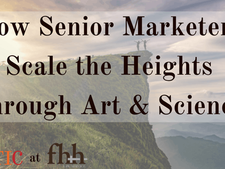 How Senior Marketers Scale the Heights through Art & Science - Happy Hour